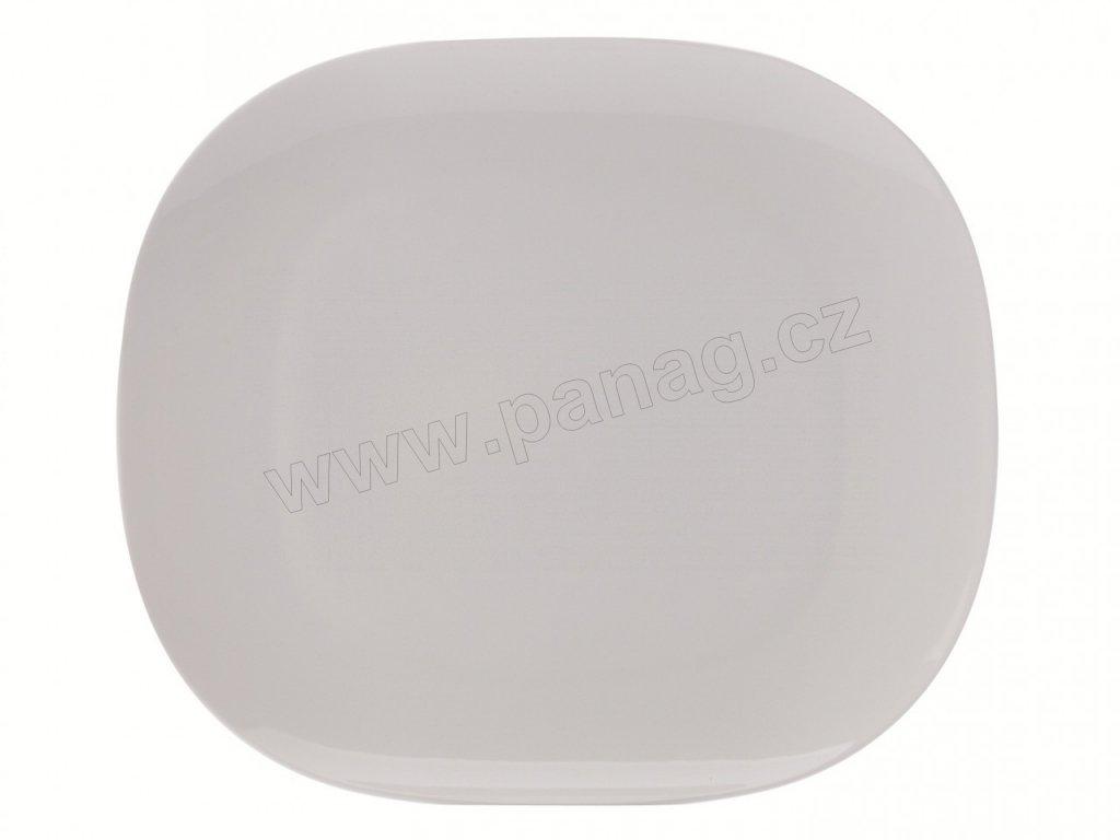 Porcelánový talíř obdélníkový 30x26 cm Bisou - Maxwell&Williams