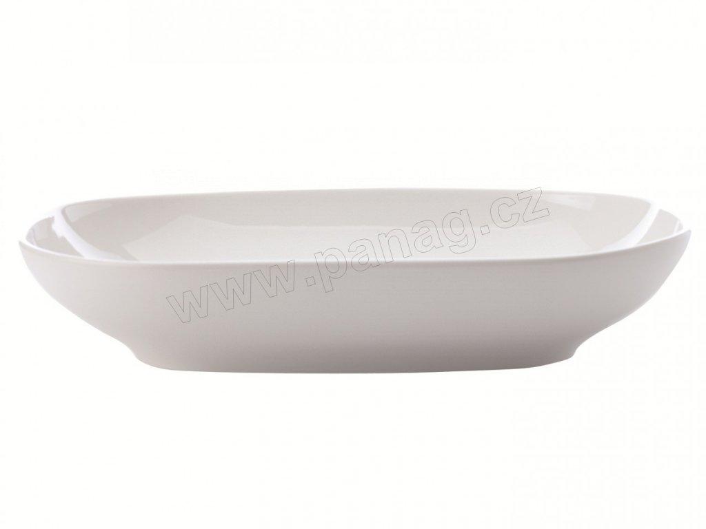 Porcelánový talíř na polévku 22x19 cm Bisou - Maxwell&Williams