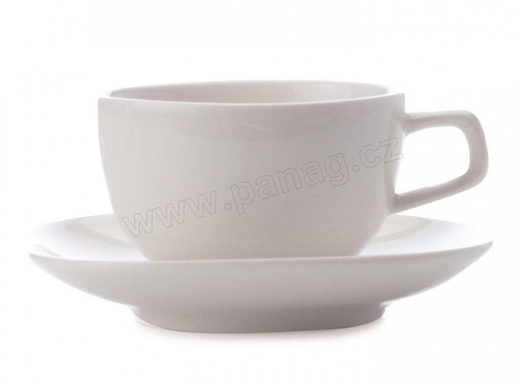 Porcelánový presso šálek s podšálkem 100 ml Bisou - Maxwell&Williams