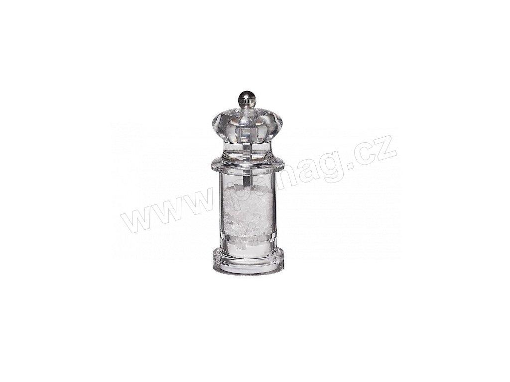 Mlýnek na sůl s keramickým strojkem akryl - Promo midi - Küchenprofi - 3080046600