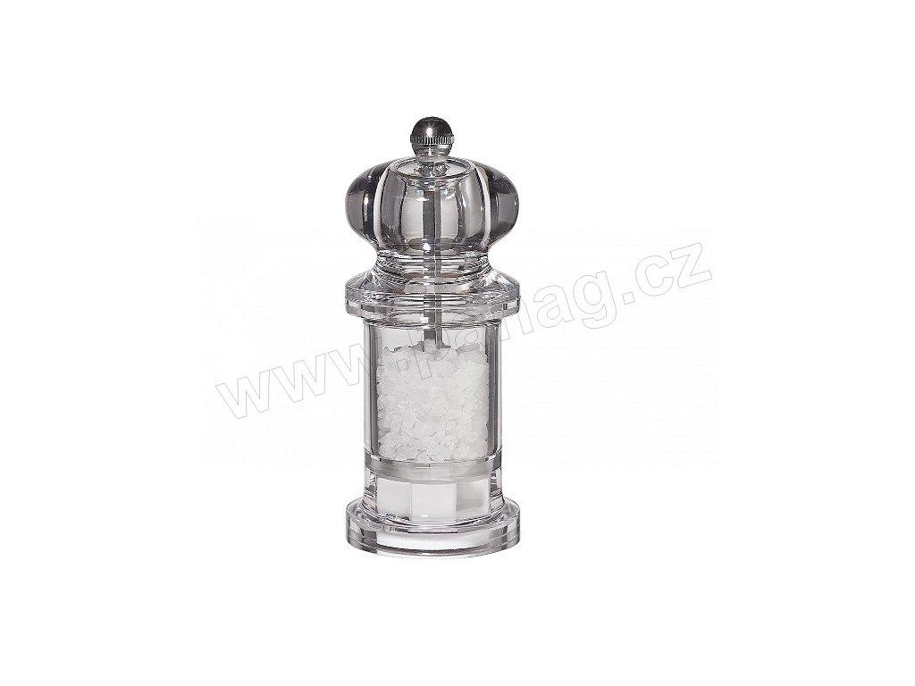Mlýnek na sůl akryl s keramickým strojkem  - Promo midi - Küchenprofi - 3080016600