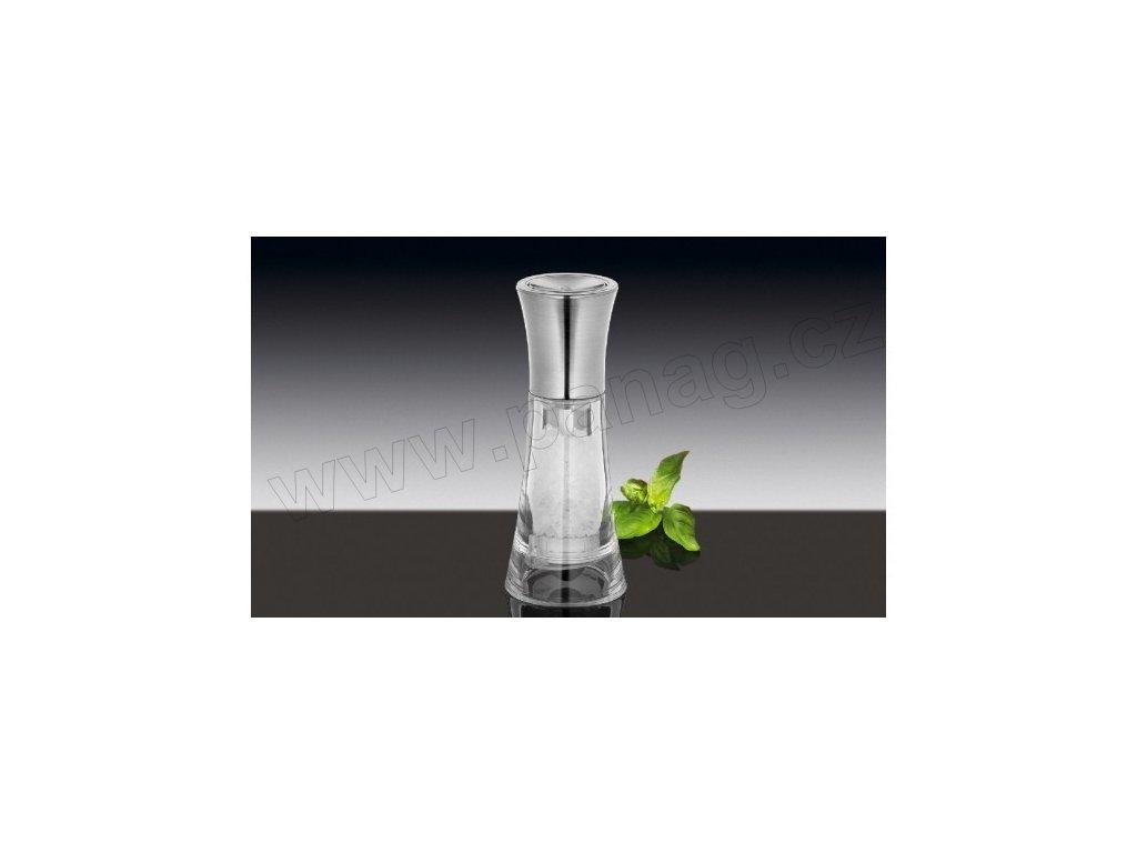 Mlýnek na sůl chrom/akryl - New York - Küchenprofi - 3044143800