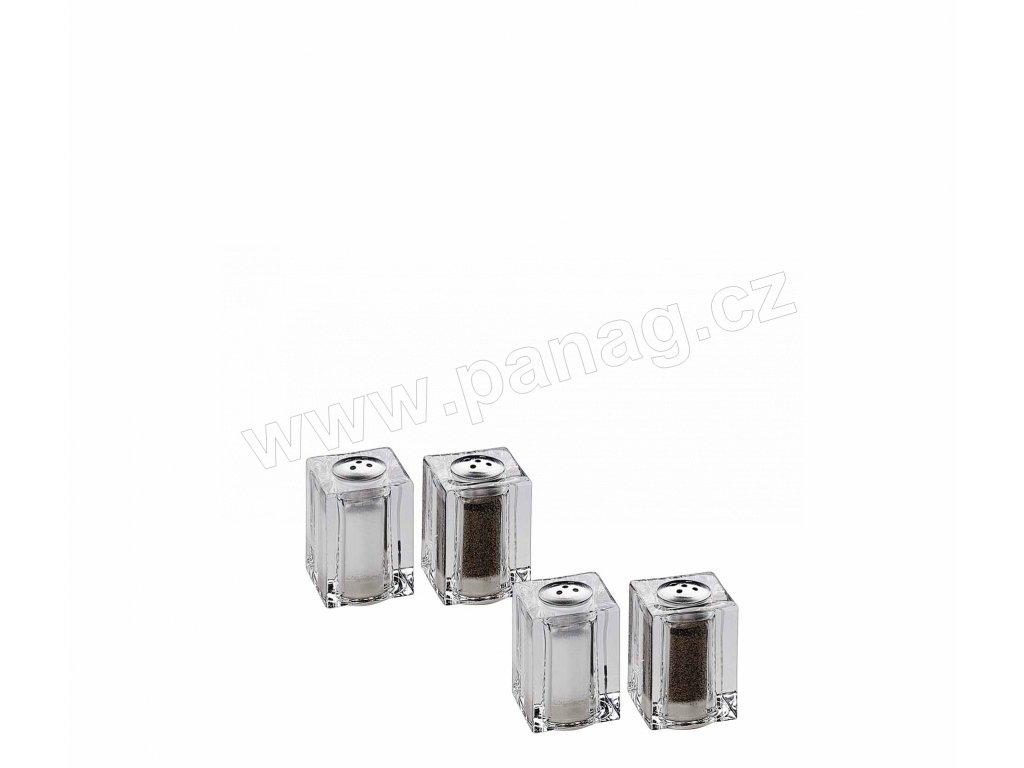 Sada 4 ks minisypátek akryl - Küchenprofi - 3012006600