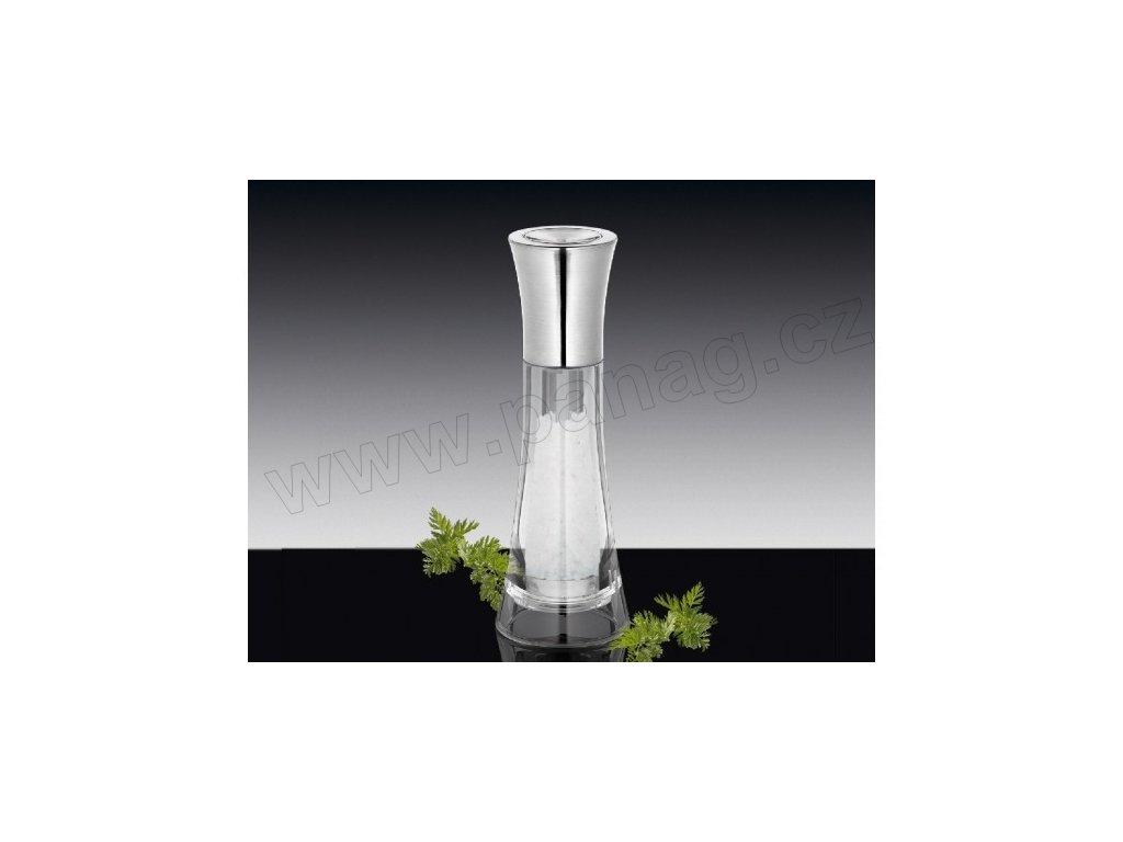 Mlýnek na sůl 18 cm chrom/akryl - Manhattan - Küchenprofi - 3044173800