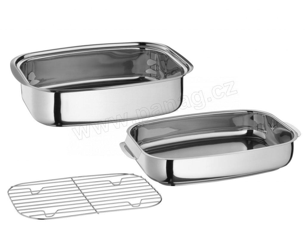 Nerezový multihrnec na pečení Set 3 díly - Küchenprofi - 2386502803