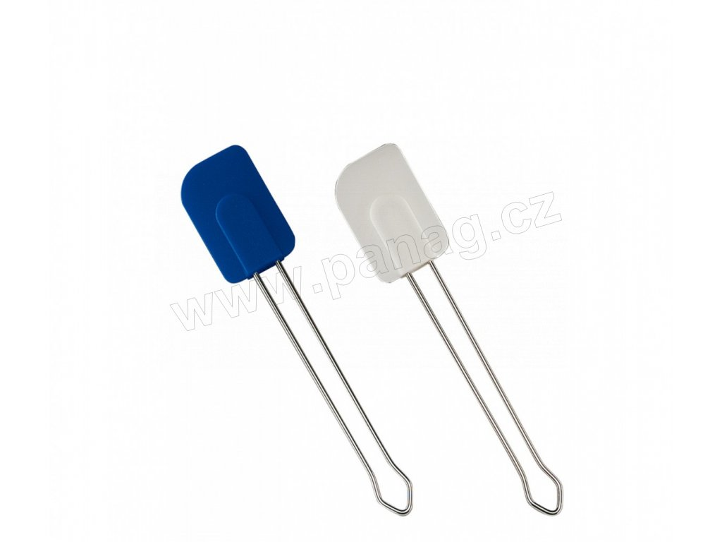 Silikonová stěrka na těsto modrá 25,5 cm - Küchenprofi - 1008071200