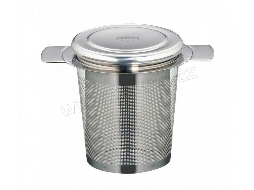 Profi sítko na sypaný čaj/bylinky 6 cm nerez - Küchenprofi - 1045302800