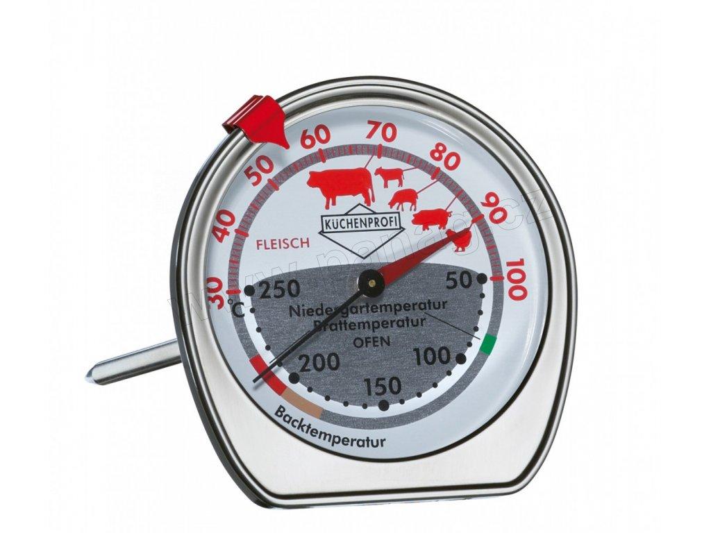 Kombi teploměr na pečení masa - Küchenprofi - 1065052800