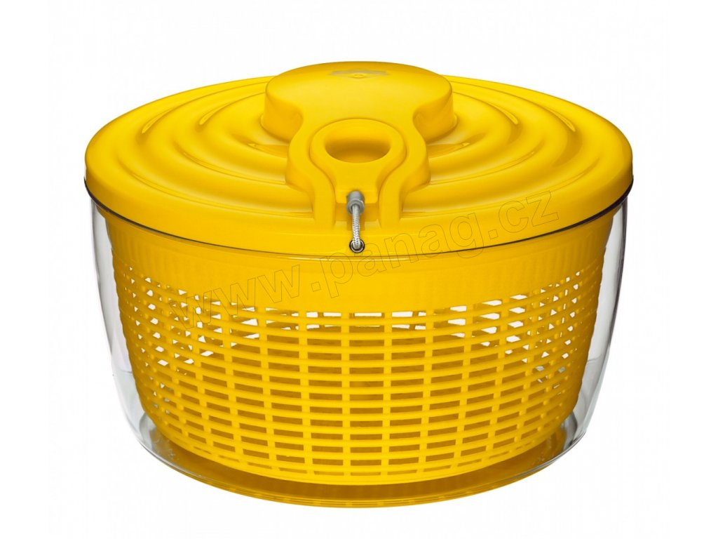 Maxi odstředivka na salát žlutá - Küchenprofi - 1370071600
