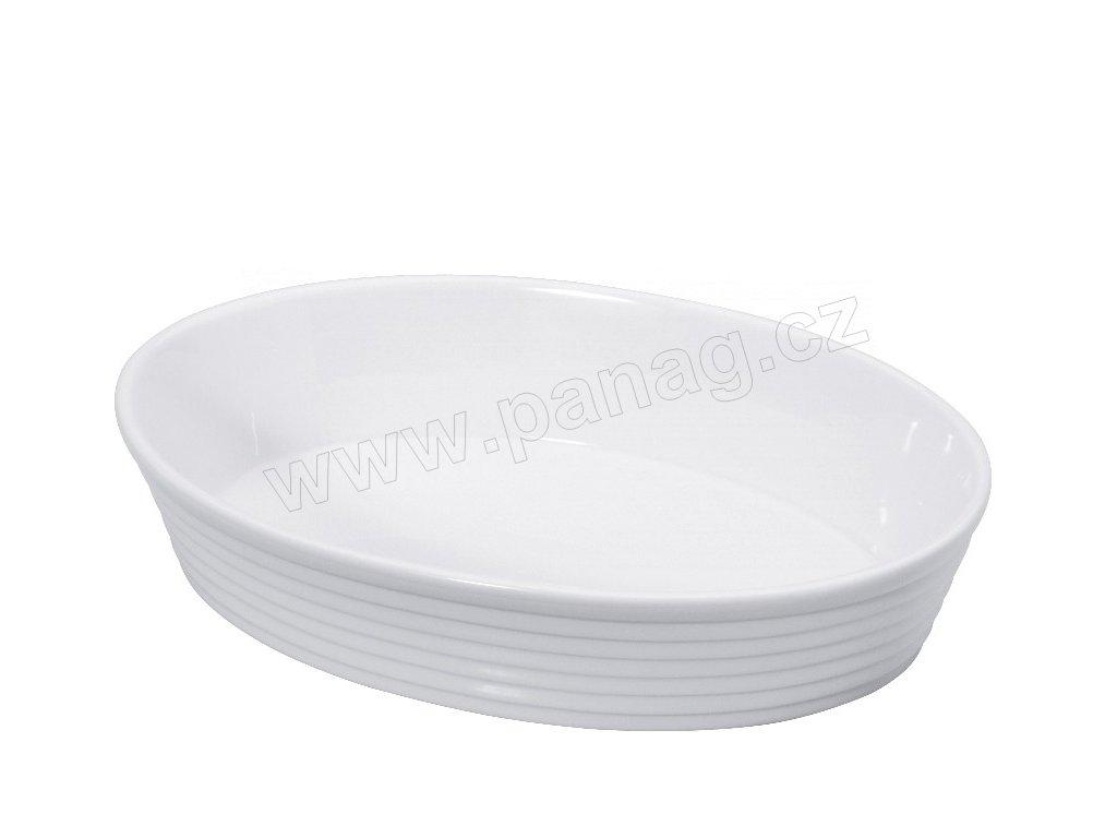 Sedlácká zapékací miska oválná BURGUND 30 cm - Küchenprofi - 0750018230