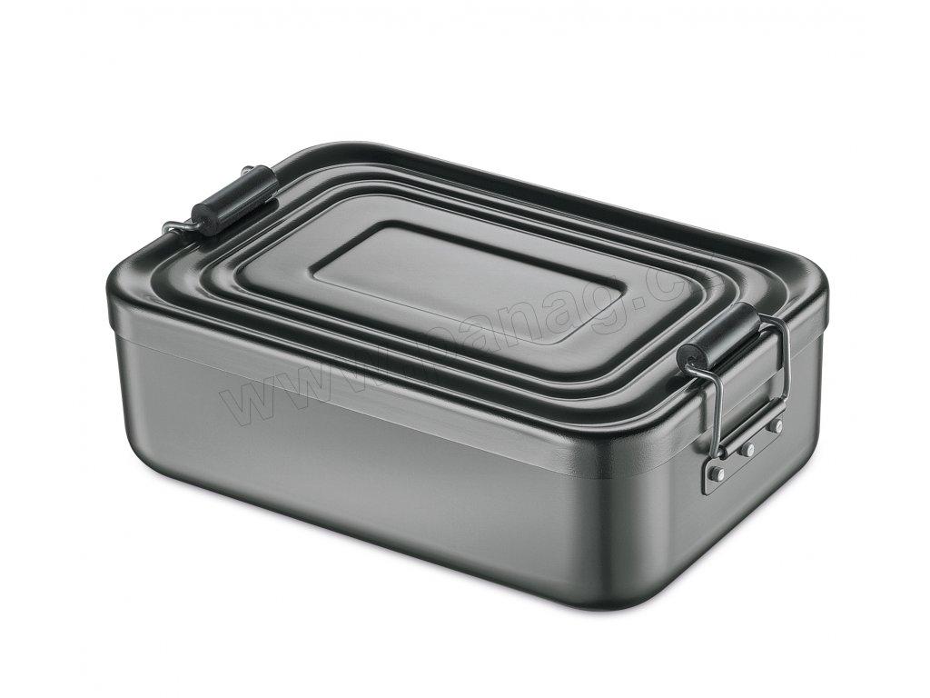 Svačinový box malý, antracit - Küchenprofi - 1001461318