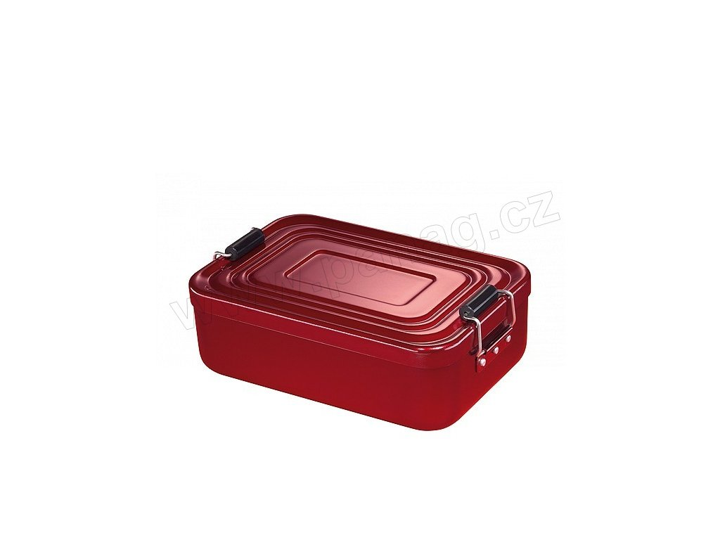 Svačinový box malý, červený - Küchenprofi - 1001461418