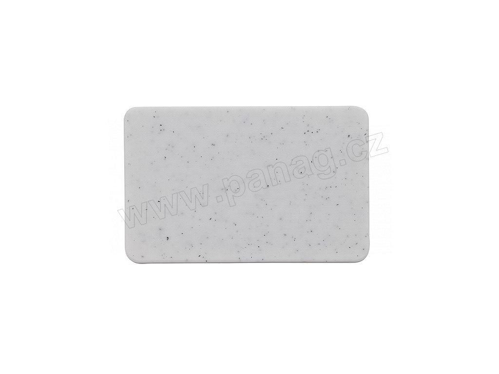 Snídaňové prkénko bílé 25x16 cm - Küchenprofi - 2325162200