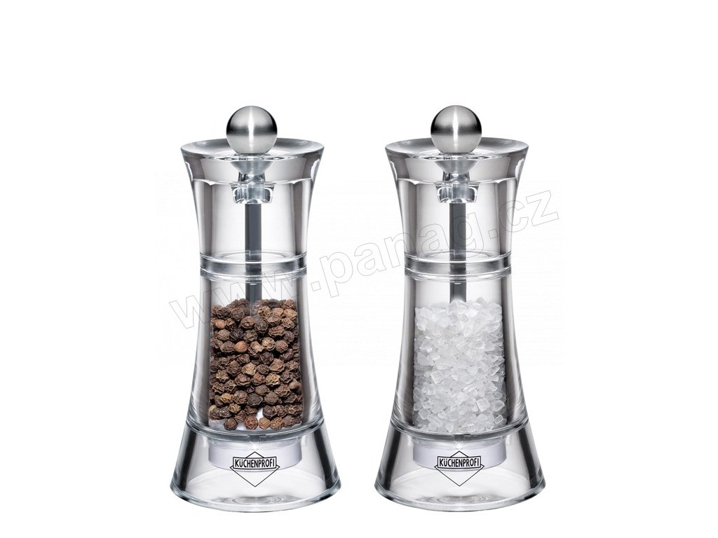 Set mlýnků na pepř a sůl Toledo - Küchenprofi - 3044216600