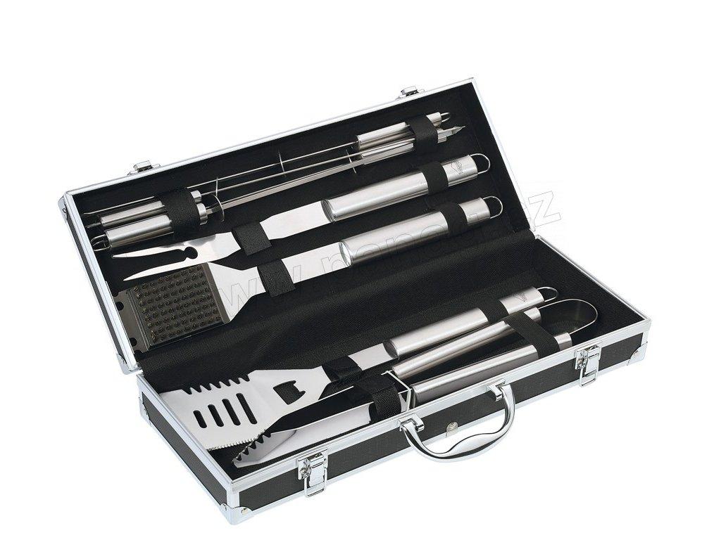 BBQ grilovací set Arizona, 8 dílný v kufru - Küchenprofi - 1069682808