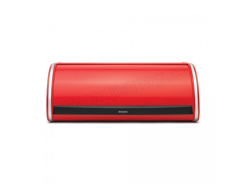 484001 CHlebník Roll Top zářivě červený velký od Brabantia