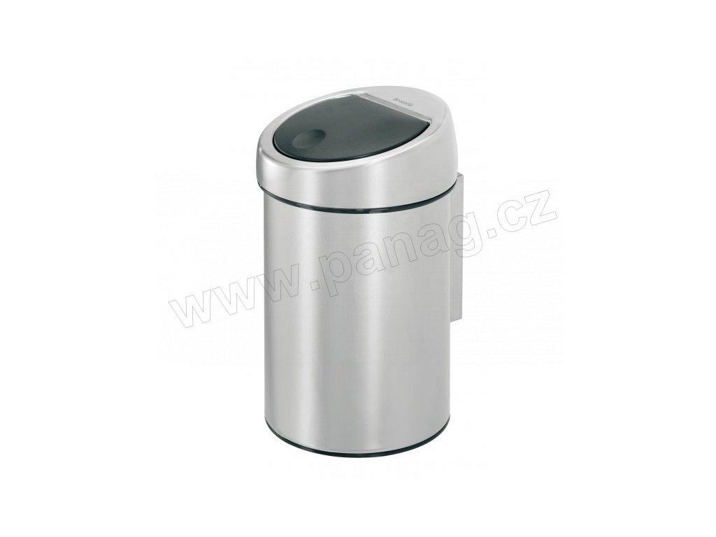 Koš Touch Bin® - 3 L , Matná ocel