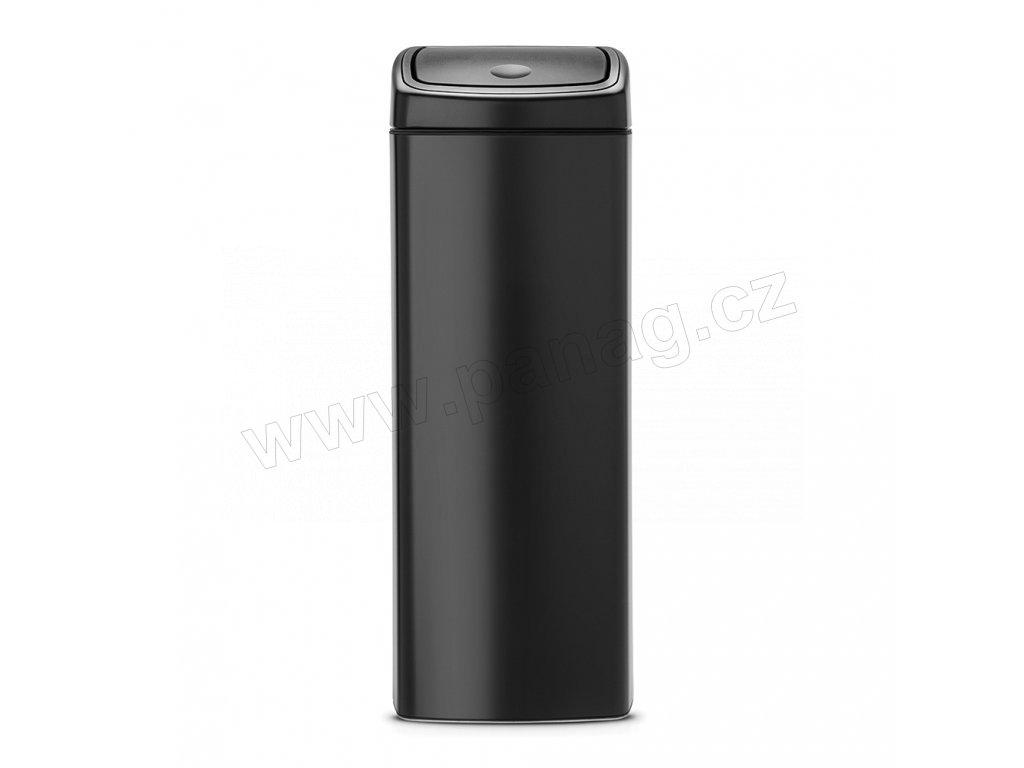 415906 Odpadkový koš Touch Bin® 25 l čtvercový matná černá od Brabantia