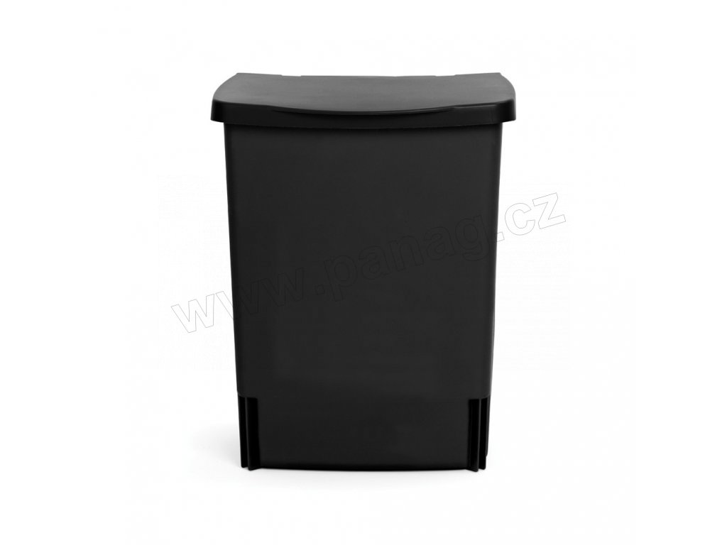 395246 Vestavný odpadkový koš 10 l černá od Brabantia stojí samotný