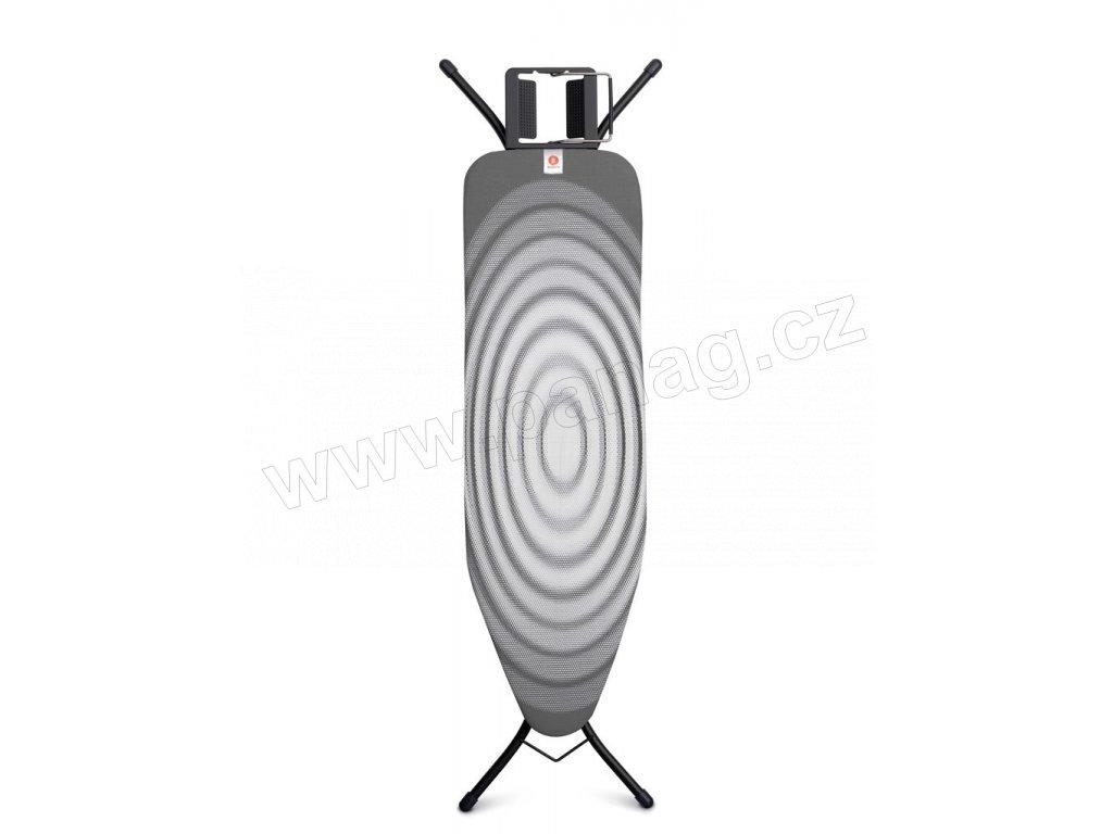Žehlicí prkno Titan Oval 124 x 38 cm