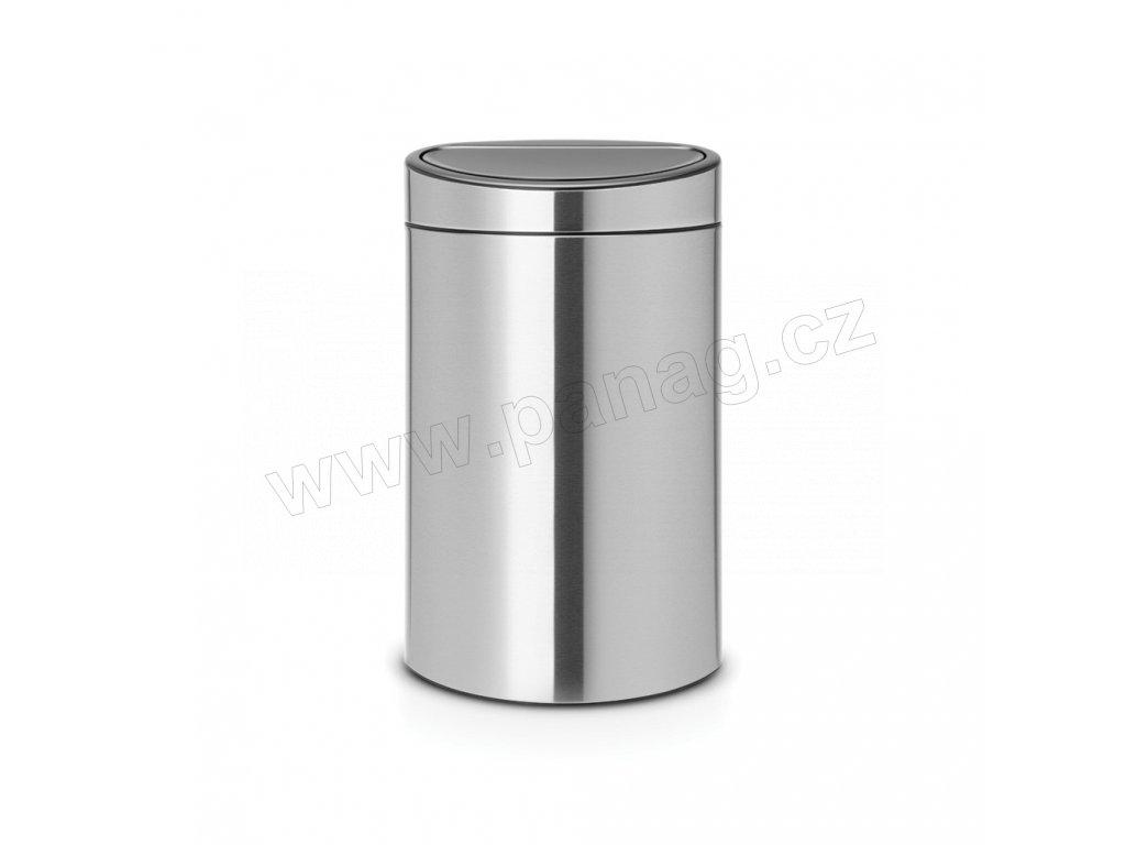 Koš Touch Bin - 40 L , Matná ocel