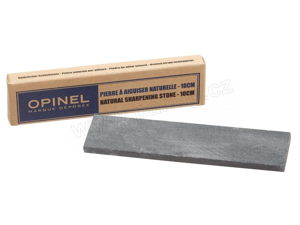 Brusný kámen Natural 10 cm