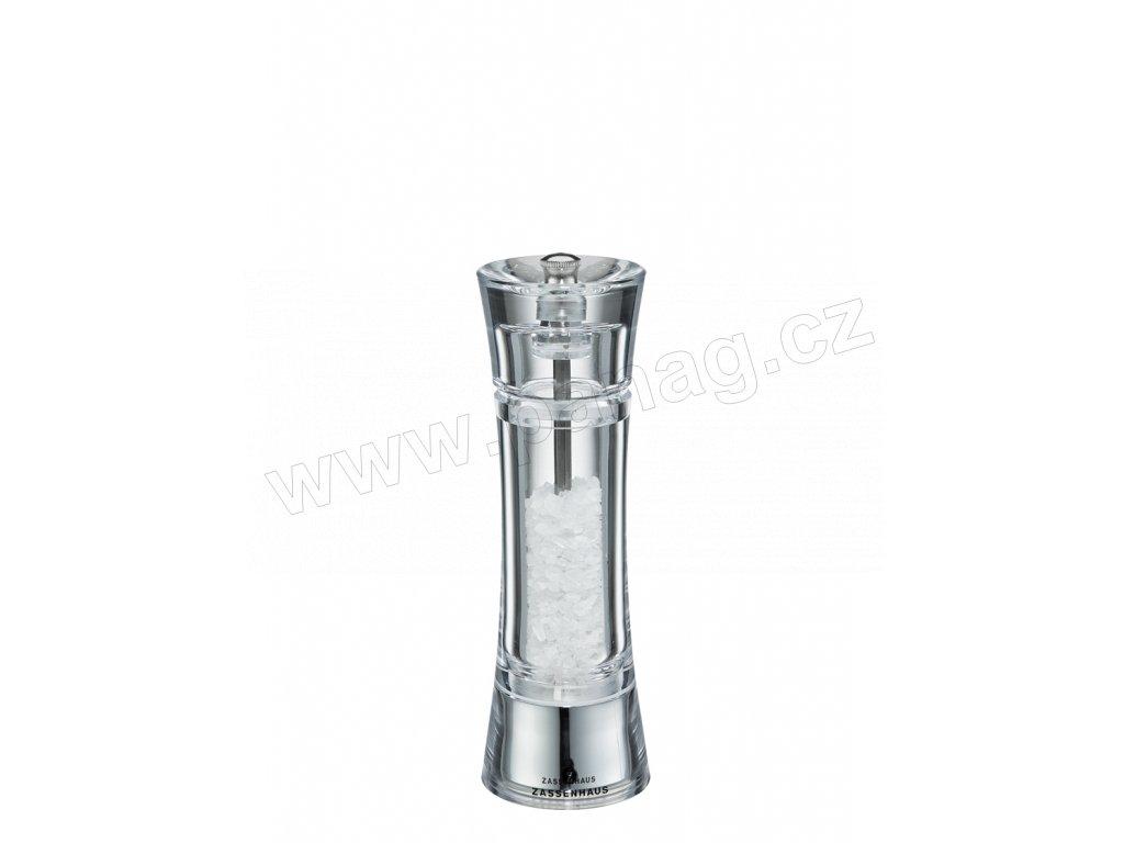 AACHEN - Mlýnek na sůl akryl 18 cm  - Zassenhaus - 035070