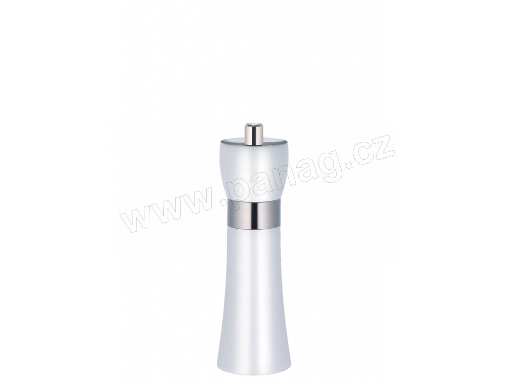 HAMBURG - Mlýnek na sůl bílý 18 cm - Zassenhaus - 021479