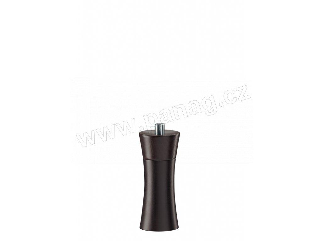 FRANKFURT - Mlýnek na pepř hnědý mořený buk 14 cm - Zassenhaus - 022247
