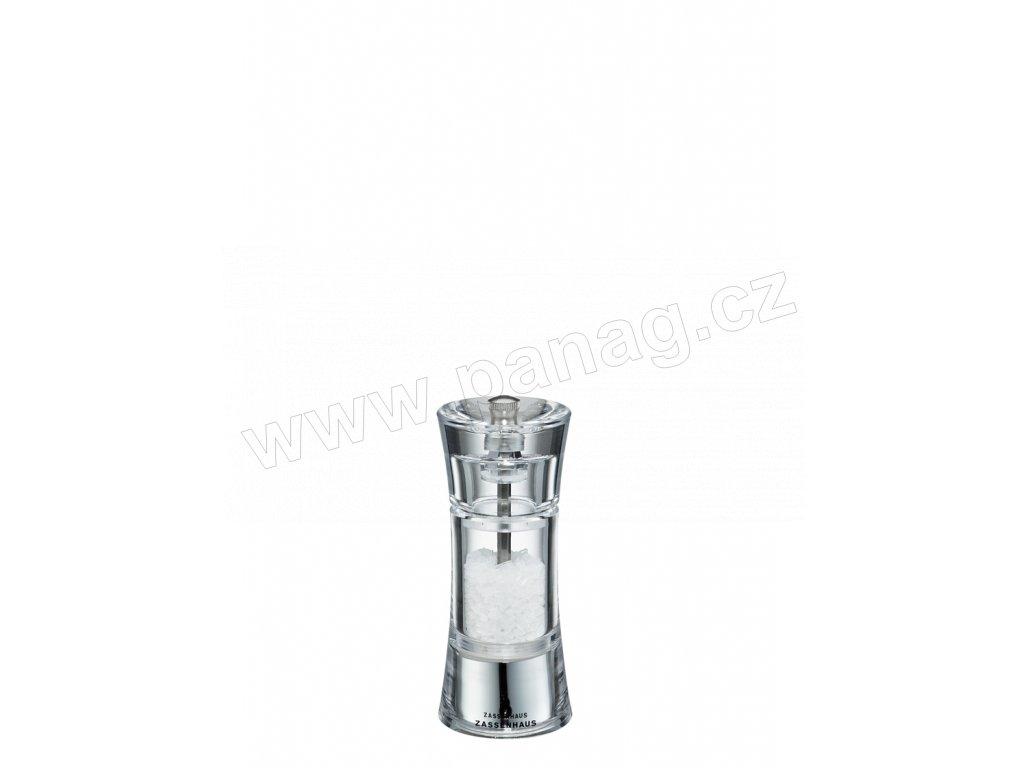 AACHEN - Mlýnek na sůl akryl 14 cm  - Zassenhaus - 035254