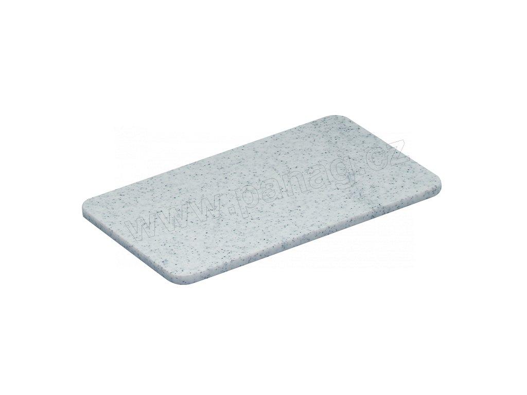 Snídaňové prkénko na krájení granit 25 x 16 cm - Zassenhaus - 060010