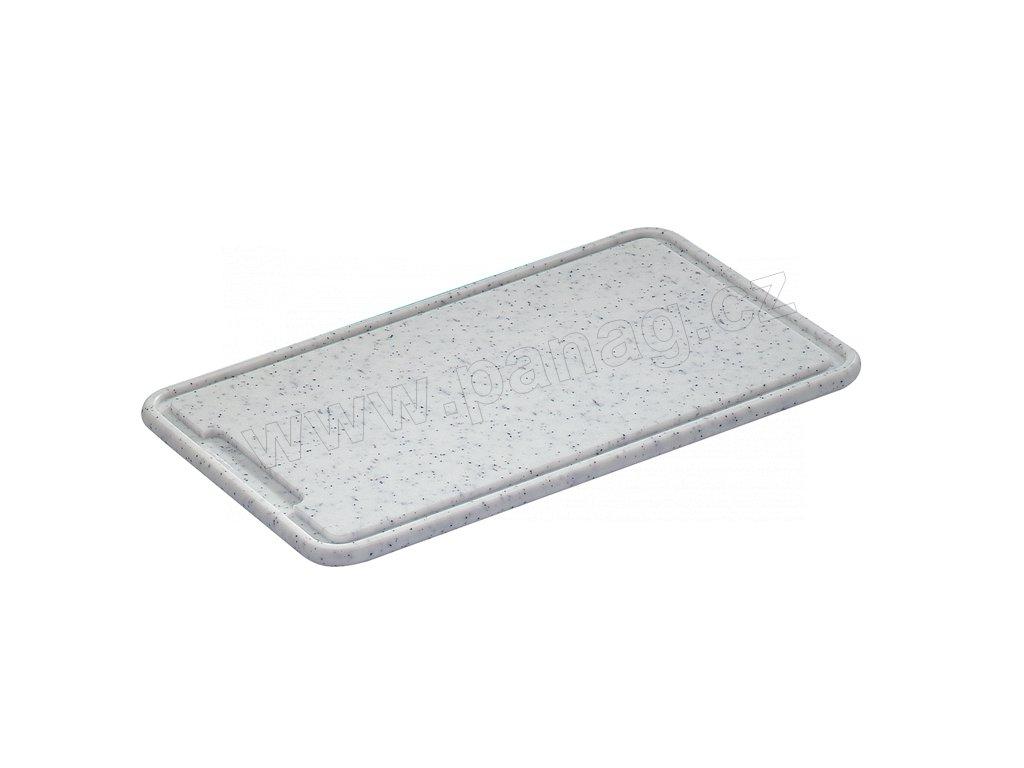 Dranžírovací prkénko granit 42 x 27 cm - Zassenhaus - 060072