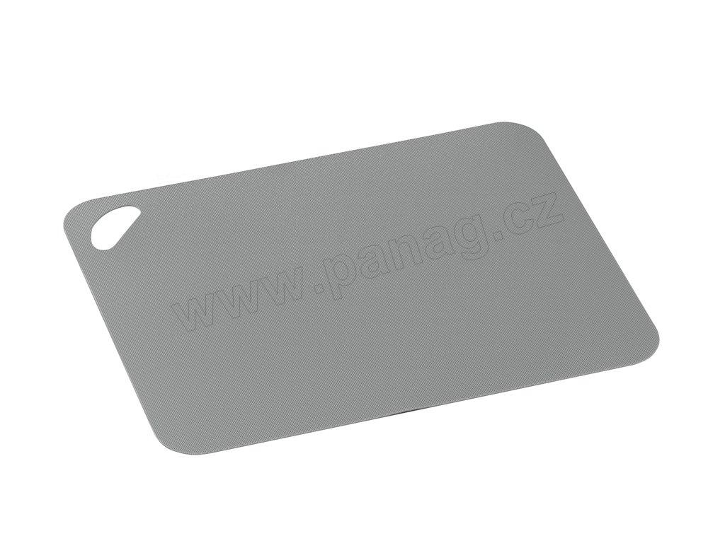 Krájecí podložka flexibel šedá 38 x 29 cm - Zassenhaus - 061277
