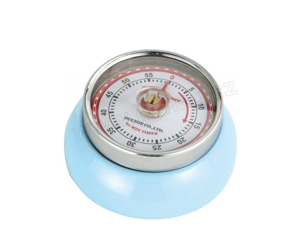 Kuchyňský časovač/minutník/minutka SPEED světle modrý - Zassenhaus - 072358