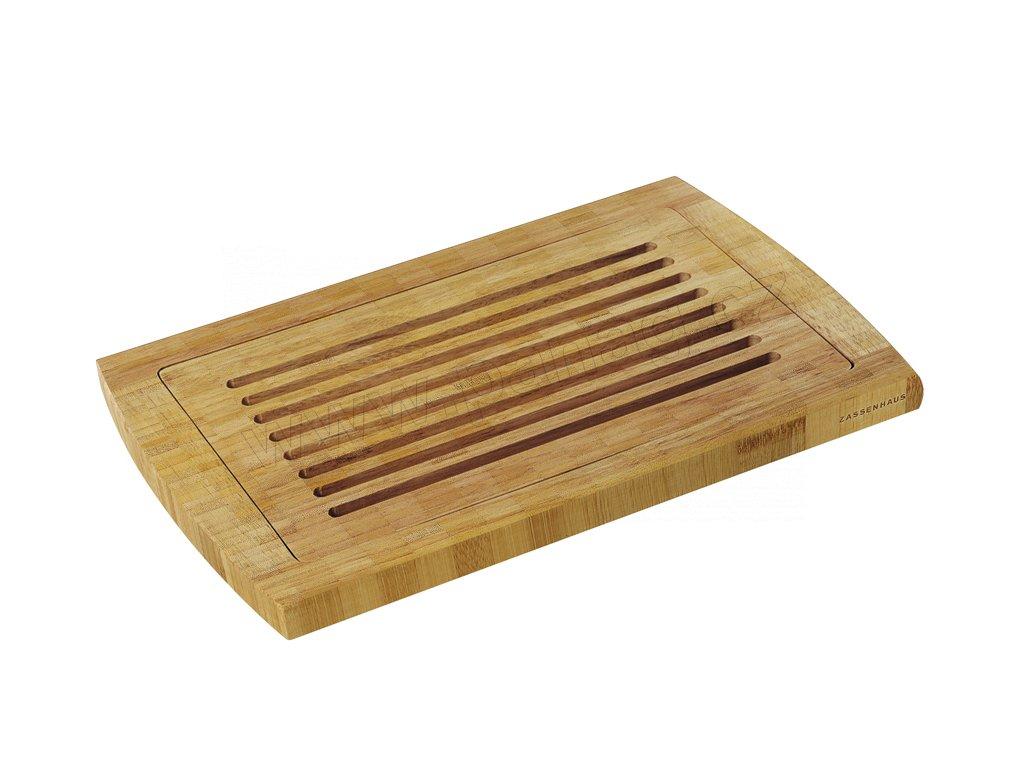 Prkénko bread board 42x28x2 cm - Zassenhaus - 054064