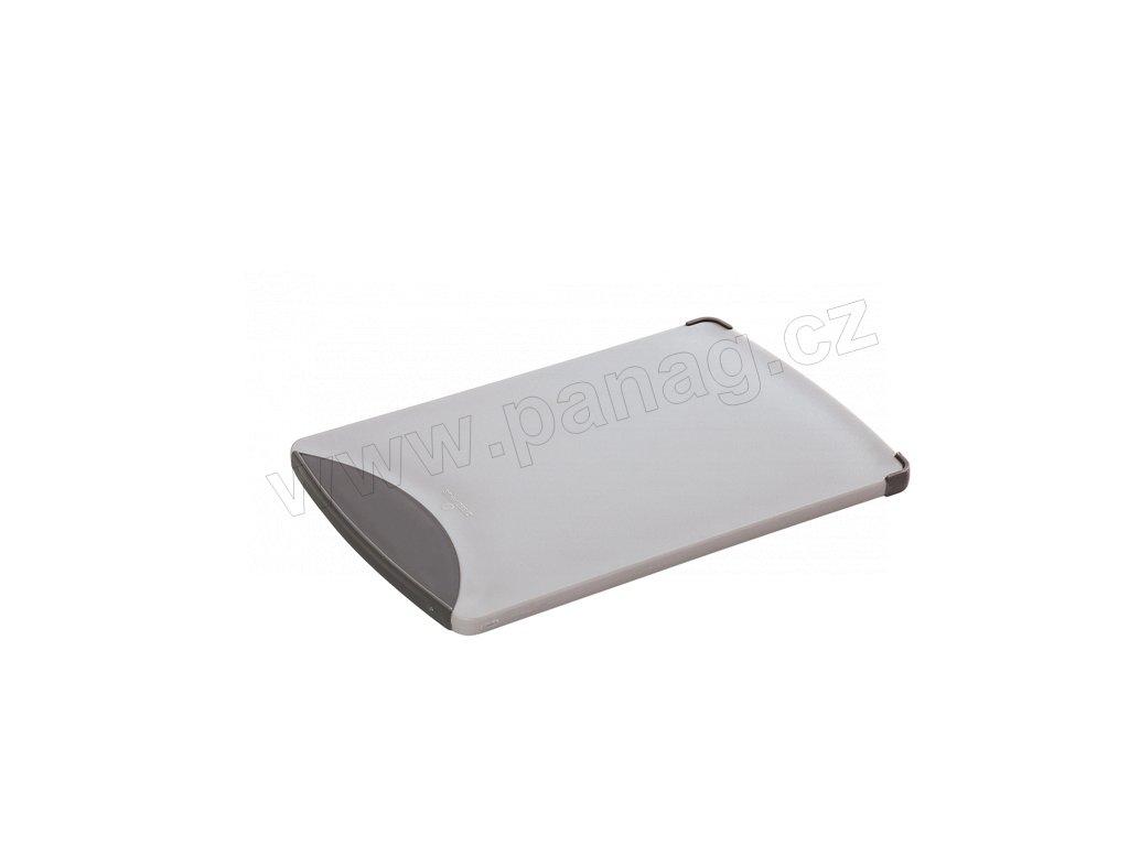 Prkénko 25x16 cm šedé - Zassenhaus - 062106