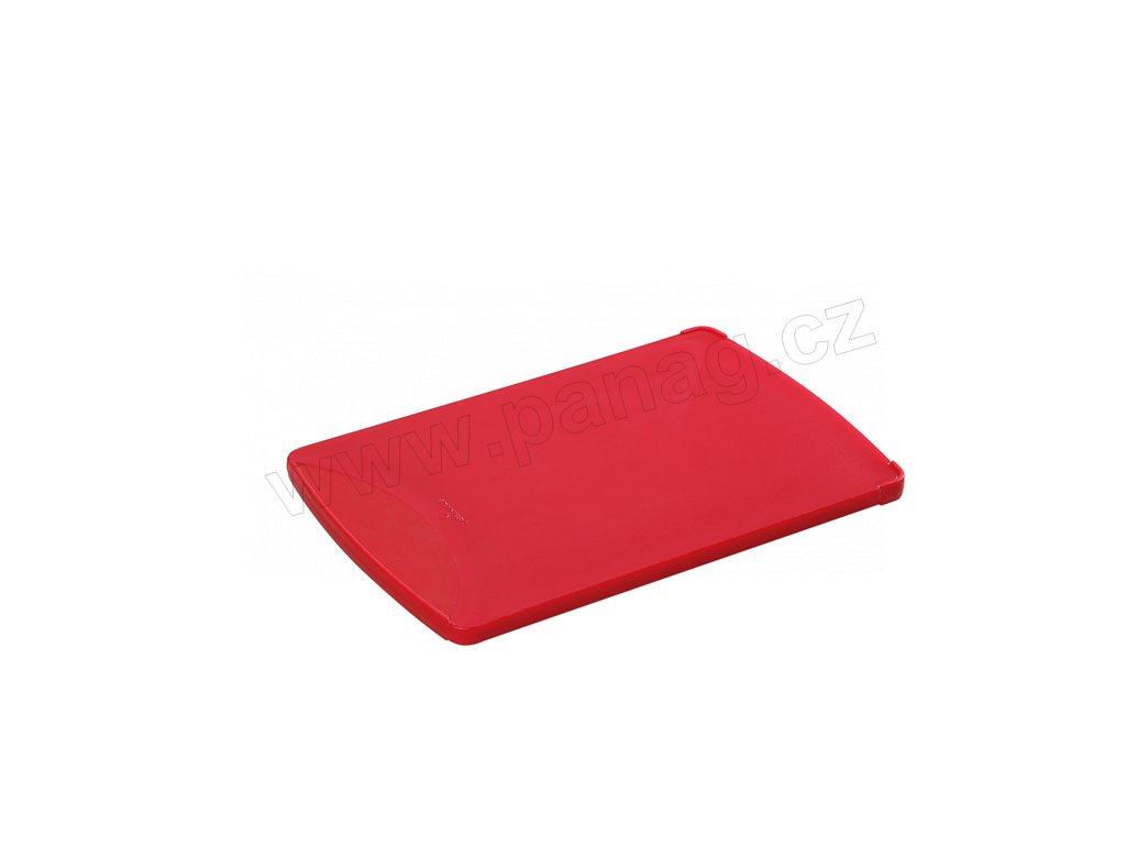 Prkénko 25x16 cm červené - Zassenhaus - 062137