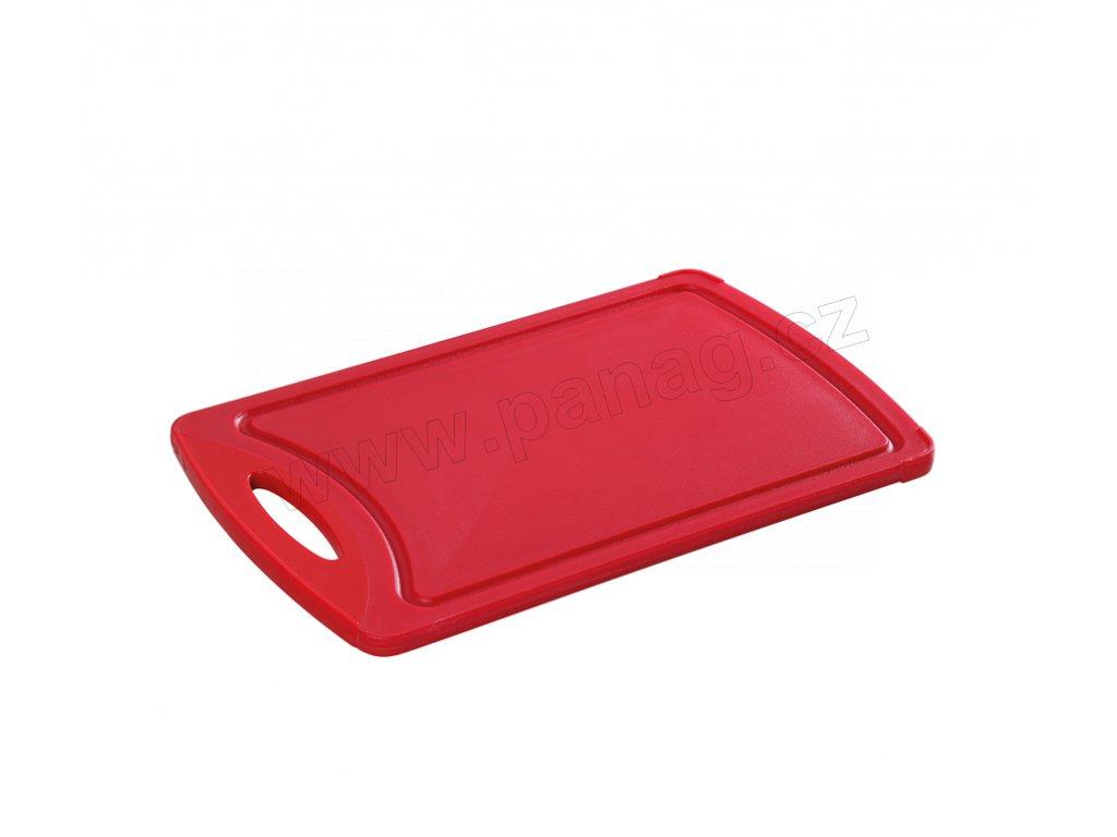 Prkénko 35x20 cm červené - Zassenhaus - 062144