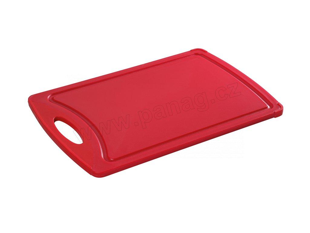 Prkénko 38x25 cm červené - Zassenhaus - 062151