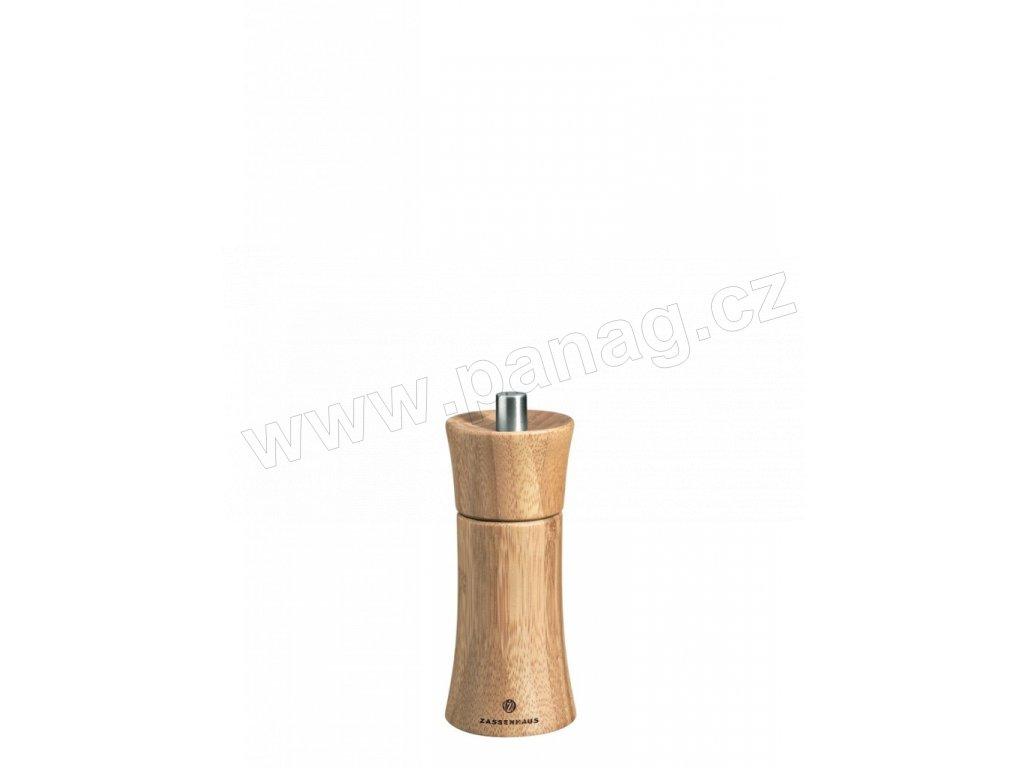 FRANKFURT - Mlýnek na pepř bambus 14 cm - Zassenhaus - 023213
