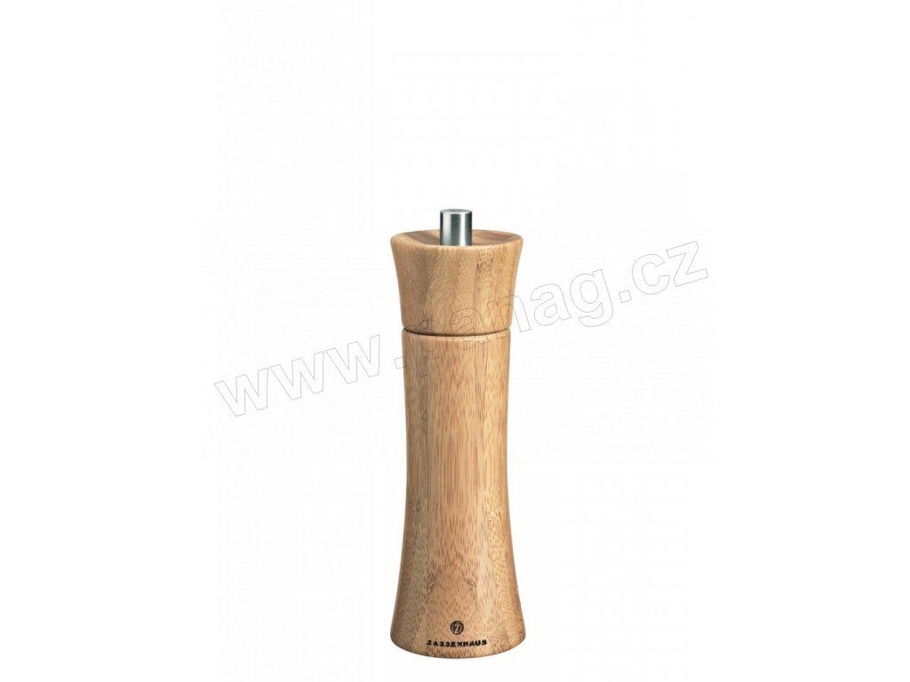 FRANKFURT - Mlýnek na pepř bambus 18 cm - Zassenhaus - 023237