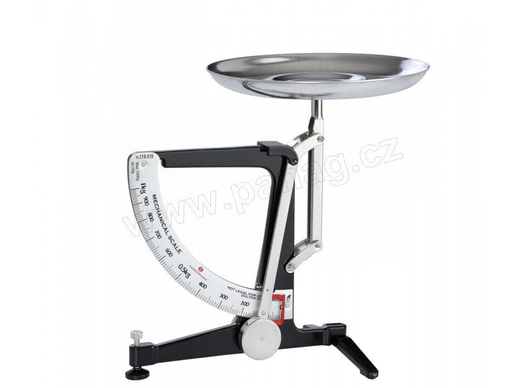 Kuchyňská mechanická váha NOSTALGIE