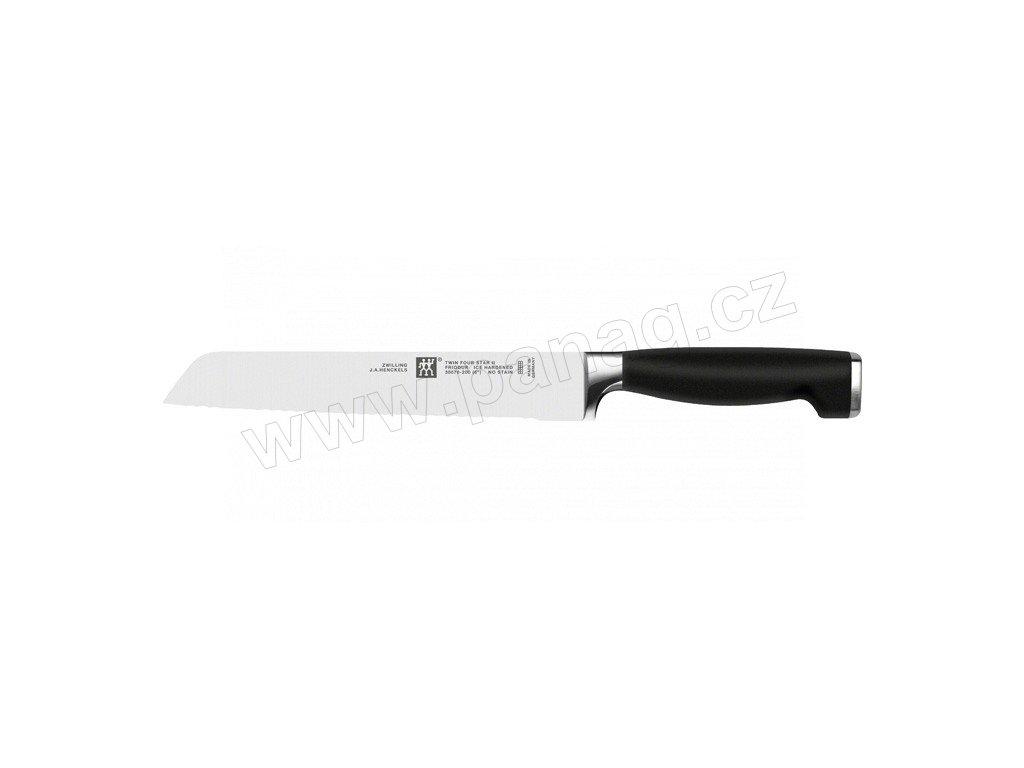 TWIN Four Star II - Nůž na chléb 200 mm