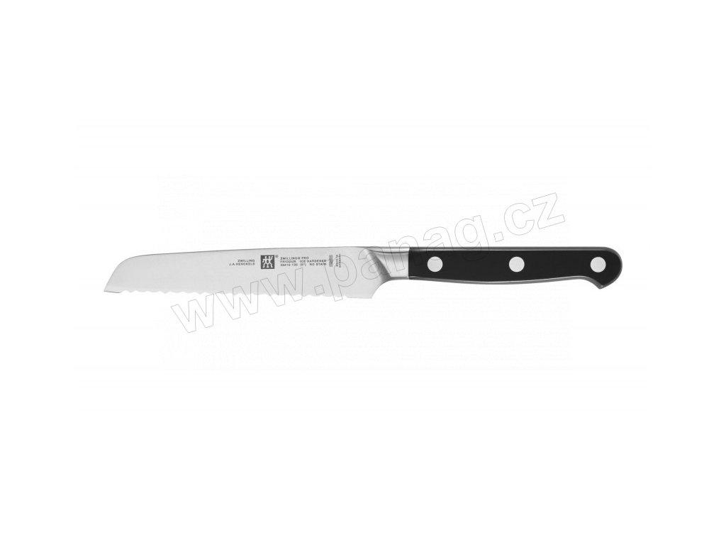 Nůž univerzální s vroubkováním PRO, 13 cm  - Zwilling J.A. Henckels - 38410-131