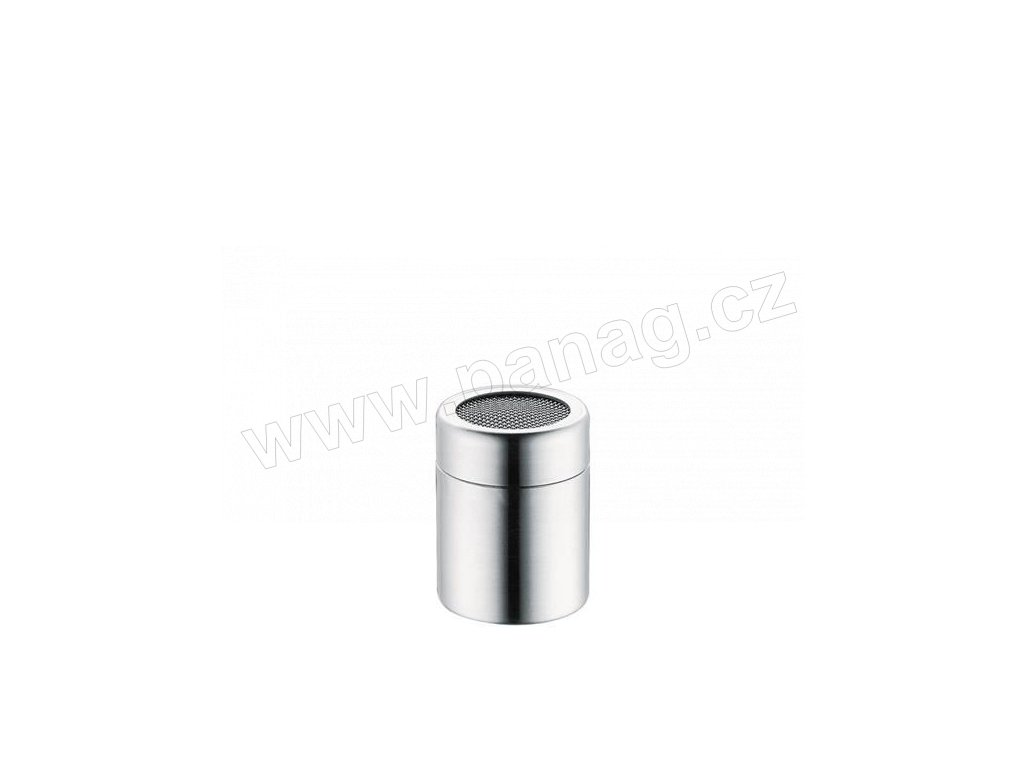 Cukřenka na moučkový cukr mini nerez 4,5 cm - Cilio - 300390