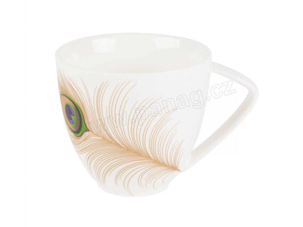 Hrnek na čaj nebo větší kávu 400 ml - PAVONE - by inspire - 8139-00-40