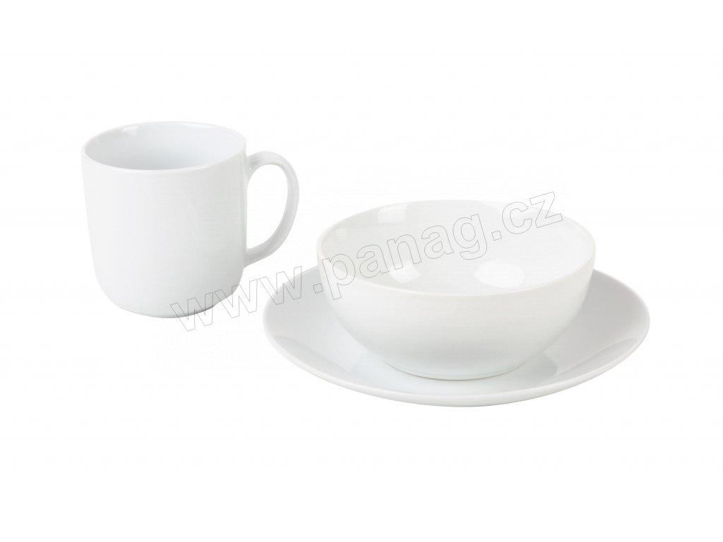 7697-00-00 Snídaňová souprava z kolekce porcelánu PURE od by inspire.