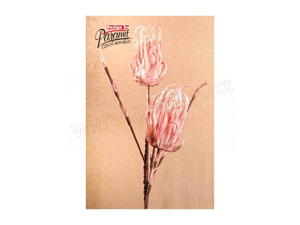 Dekorativní květina červená - Paramit - 3-63R