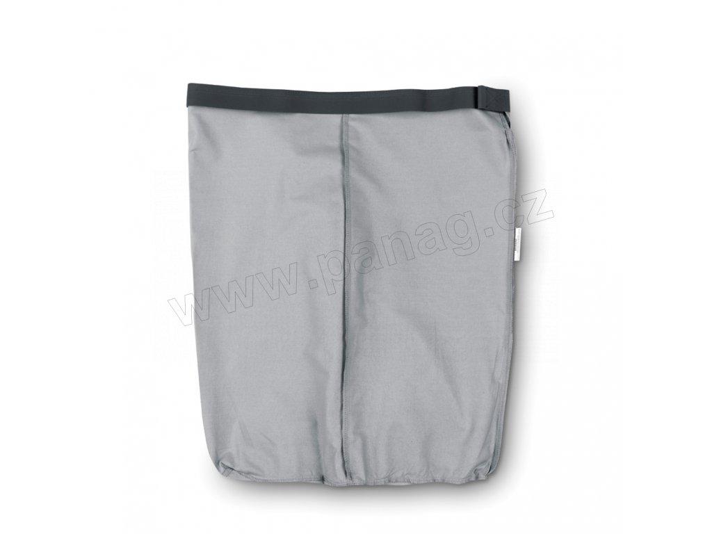 Pytel do koše na prádlo Selector 55 l - šedá - Brabantia - 102387