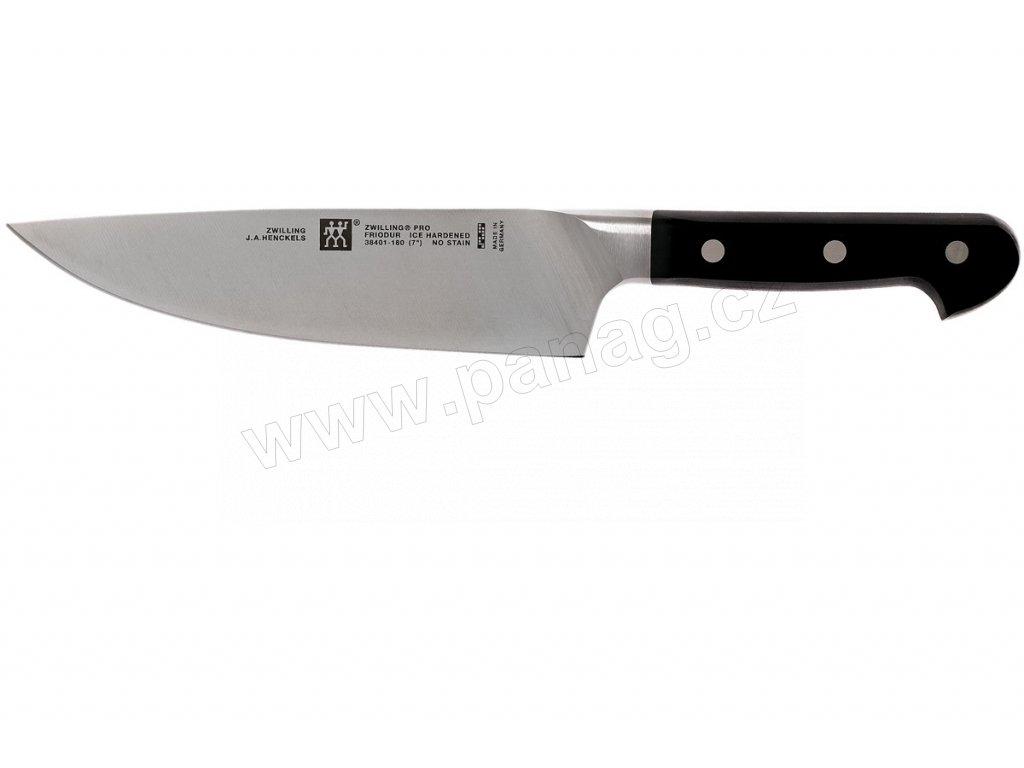 Kuchařský nůž PRO tvar B, 18 cm - Zwilling J.A. Henckels - 38401-181
